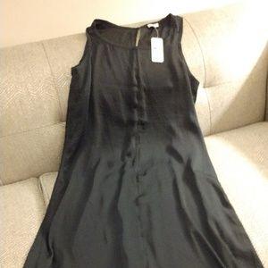 NWT Splendid Dark Navy sleeveless maxi dress.